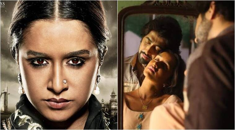 Haseena The Queen of Mumbai, Shraddha Kapoor, Shraddha Kapoor looks, Haseena The Queen of Mumbai shraddha kapoor, Shraddha Kapoor movies,