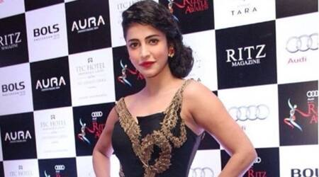 Shruti Haasan wishes team Sangamithra all the best, and is sure that it will be a fantasticfilm