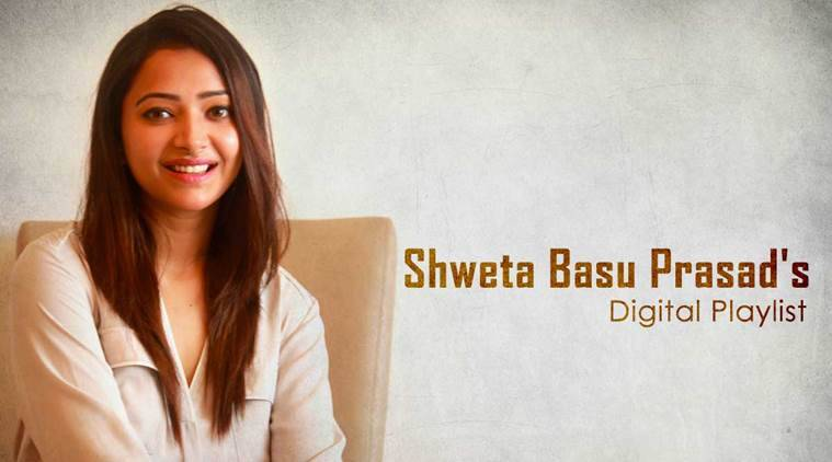 Shweta Basu Prasad's digital playlist, Shweta Basu Prasad, Shweta Basu Prasad review, Shweta Basu Prasad indian express review, Netflix AQUARIUS, Netflix AQUARIUS review