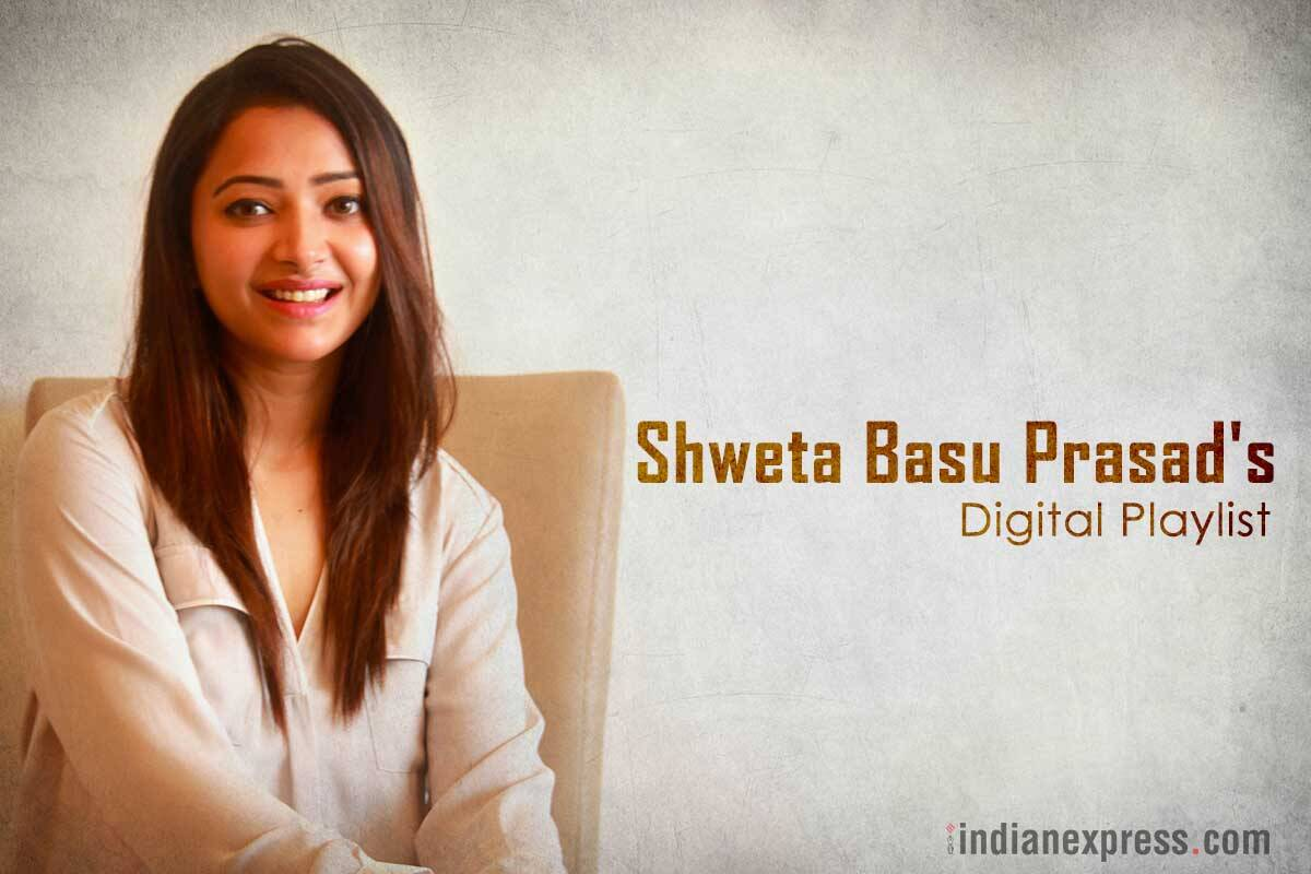 Shweta Basu Prasad's Digital playlist, Shweta Basu Prasad, World Music Day, Shweta Basu Prasad Netflix review