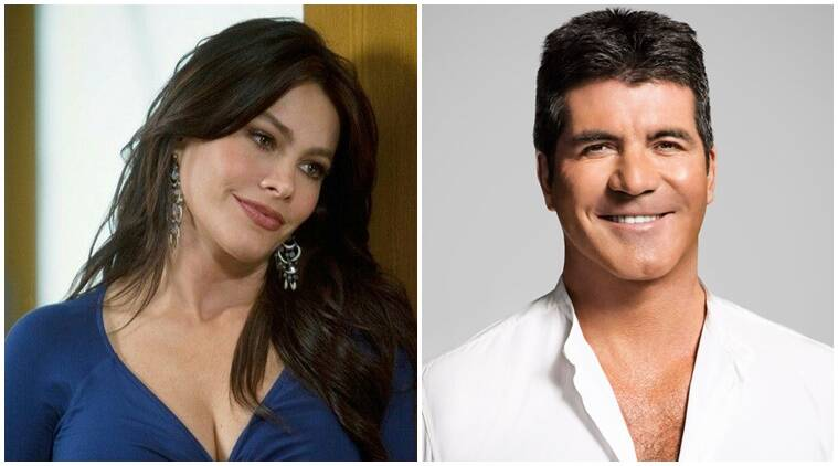 simon cowell, gloria pritchett, sofia vergara, modern family, gloria photos