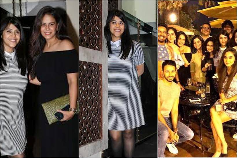 ekta kapoor birthday party, ekta kapoor image, ekta kapoor birthday, ekta kapoor birthday guests