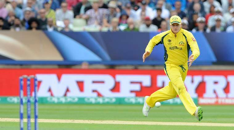 adam zampa, steve smith, australia vs bangladesh, new zealand, australia, champions trophy, cricket, sports news, indian express