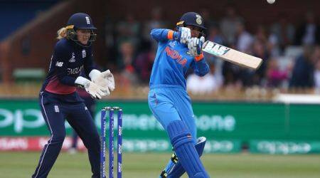 Smriti Mandhana, ICC Womens World Cup 2017, India womens cricket team, cricket news, cricket, Indian Express