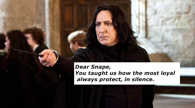 harry potter, kj rowling, letters to harry potter, tribute to harry potter, indian express, indian express news