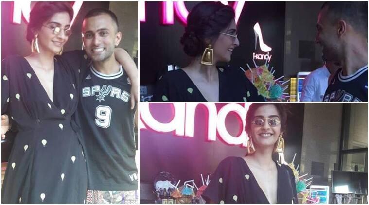 Sonam Kapoor, anand ahuja, Sonam Kapoor birthday