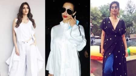 Malaika Arora, Sonam Kapoor, Kriti Sanon