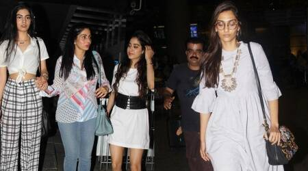 Sonam Kapoor or Sridevi: Who worked the jeans better?