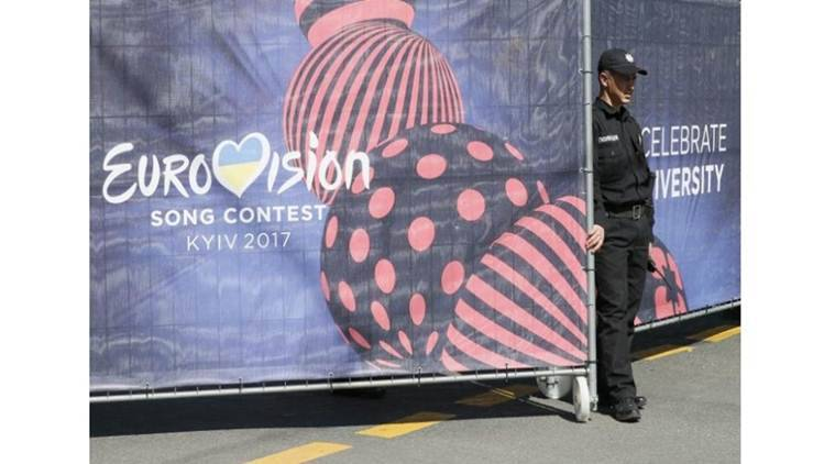 Ukraine, Russia Eurovision, Eurovision song contest, World news, Indian Express