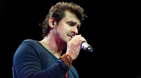 Sonu Nigam lends his voice for a patriotic song for ITBP force
