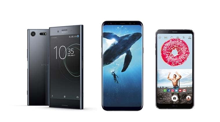 Sony Xperia XZ Premium, Sony Xperia XZ Premium India, Sony Xperia XZ Premium price in India, Sony Xperia XZ Premium vs Samsung Galaxy S8, Sony Xperia XZ Premium vs LG G6