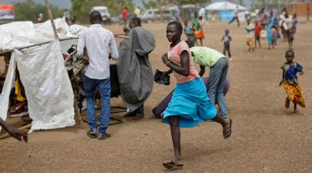 In South Sudan's war, shelter protects girls from sellingsex