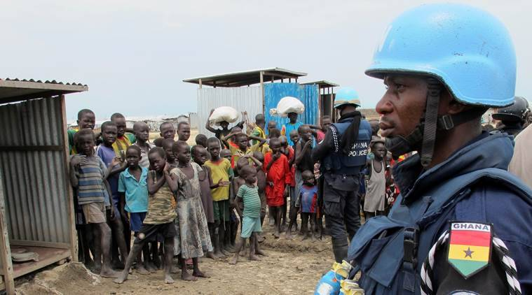 south sudan conflict, sudan refugees, un peace keeping mission, africa news, indian express