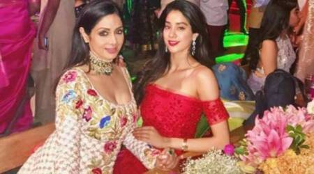Sridevi clarifies her comment on Jhanvi Kapoor's marriage, says 'comment was misunderstood'