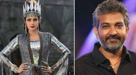 Sridevi on rejecting Sivagami's role in Baahubali: I was hurt by SS Rajamouli's statement