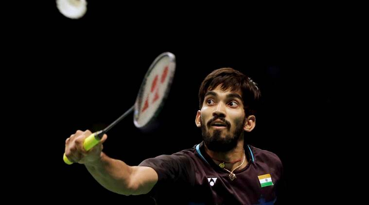 kidambi srikanth, indonesia open super series, badminton news, sports news, indian express