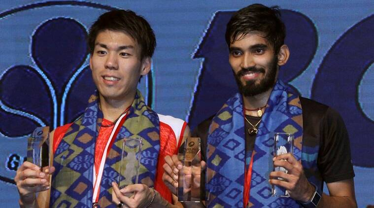 kidambi srikanth, indonesia open, indonesia open super series, badminton news, sports news, indian express