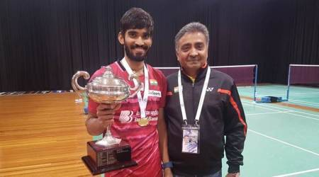 Proud of Kidambi Srikanth's victory in the Australian Open: Narendra Modi