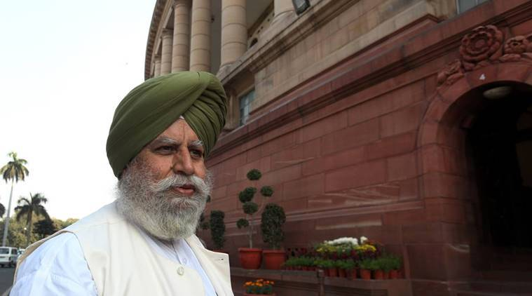 ss ahluwalia, mos parliament affairs ministry, indian express