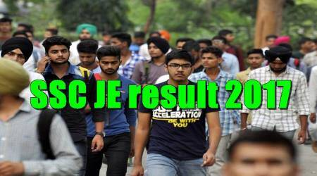 SSC JE result 2017 for Paper I to be declared on April 16