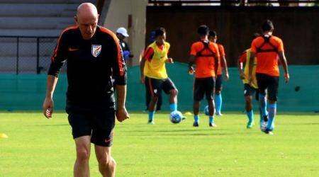 Salary the only hurdle for India football coach Stephen Constantine