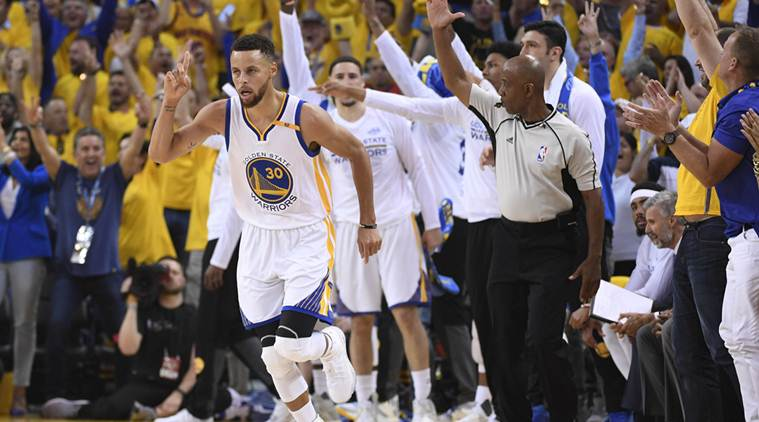 NBA Finals: Golden State Warriors' Stephen Curry taking it game by game after last year's collapse