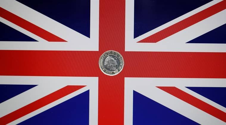 Sterling 'falls off cliff' after exit poll shock