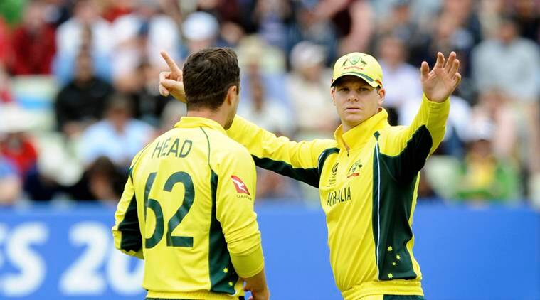 steve smith, australia vs bangladesh, icc champions trophy 2017, indian express