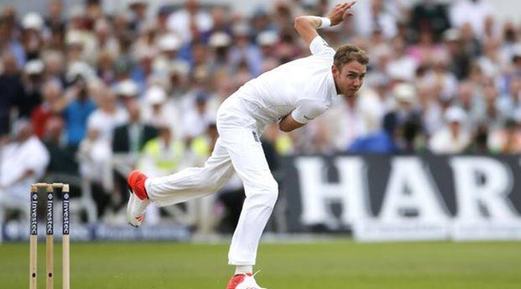 Stuart Broad, outh Africa vs England, Indian Express