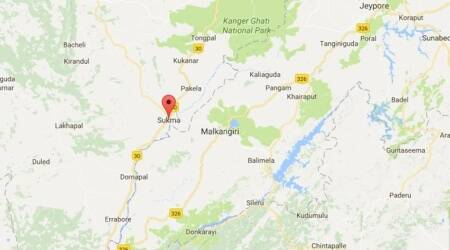 13 naxals held in Sukma district