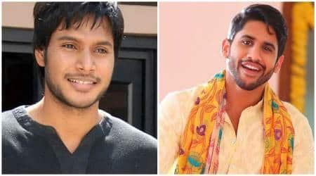 Sundeep Kishan, Naga Chaitanya, Naragasooran, Naragasooran cast, Naragasooran hero, Naga Chaitanya film
