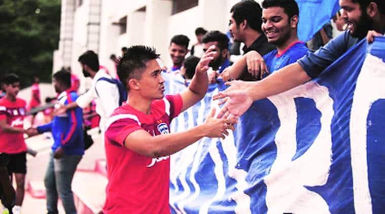 ISL, Indian Super League, Jamshedpur, Bangalore ISL, Bengaluru FC, indian express news, sports news, football