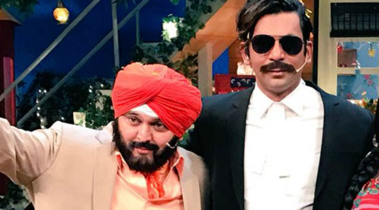 ali asgar, sunil grover, the kapil sharma show