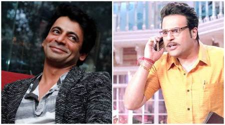 Want Sunil Grover to join Drama Company soon, he came to wish us on first day of shoot: Krushna Abhishek