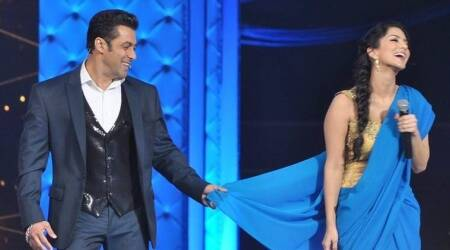 Sunny Leone on her rapport with Salman Khan: He always goes out of his way to say hello to me