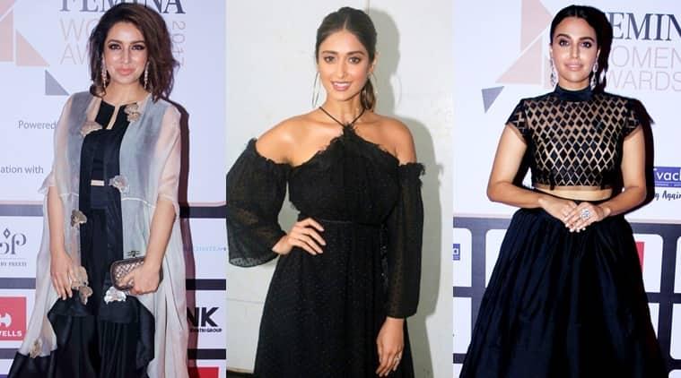 Tisca Chopra, Ileana D'Cruz, Swara Bhaskar