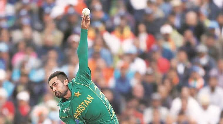 mohammd amir, icc champions trophy, cricket news, indian express