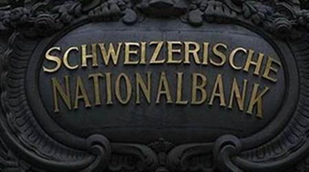 Indians' money in Swiss banks hit record low of 676 million francs