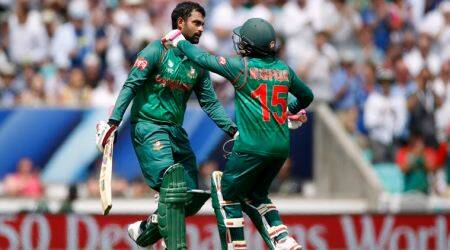 England vs Bangladesh, ICC Champions Trophy 2017: Tamim Iqbal slams first hundred of the tournament