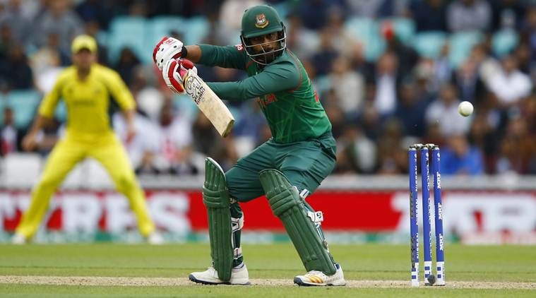 Tamim Iqbal, ICC Champions Trophy 2017, Indian Express