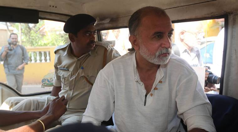 tarun tejpal, tarun tejpal rape case, tehelka chief editor, tejpal rape case, tehelka chief editor case, indian express news, india news