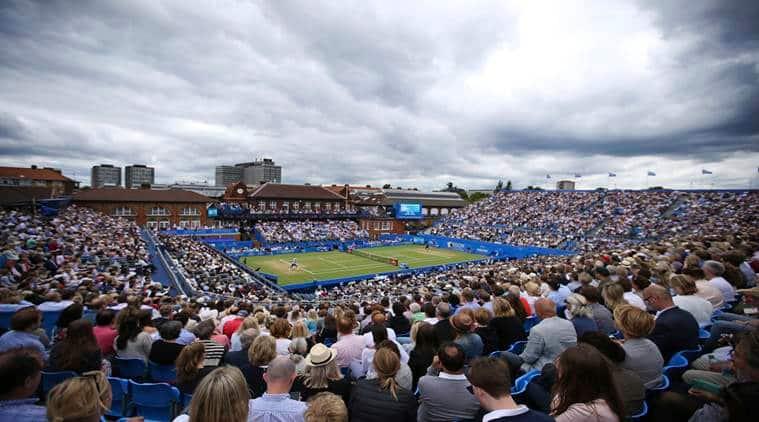 Wimbledon, Neil Stubley, Eddie Seward, Tim Henman, Eddie Seward