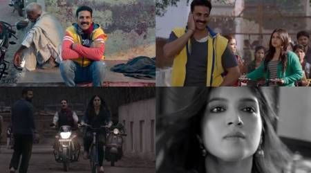 Toilet Ek Prem Katha song Hans Mat Pagli: Akshay Kumar wooing Bhumi Pednekar is essence of small-town romance, watch video