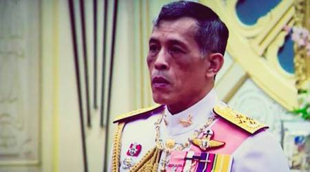 Thai king attacked with toy guns in Germany, no one hurt