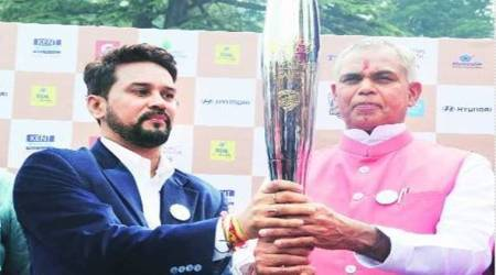 Himachal Olympic games: Event will attract 50K participants in 11 games, says AnuragThakur