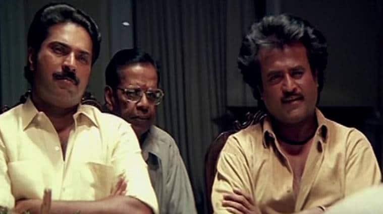 Thalapathy, Thalapathy movie, Thalapathy mani ratnam movie still