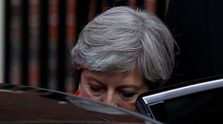 UK media: May has no intention of resigning