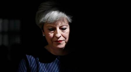 Brexit law passes hurdle in reprieve for British PM Theresa May