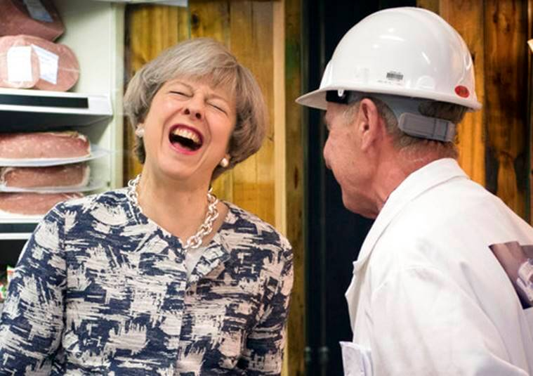 UK General Election, UK Election, Theresa May, Jeremy Corbyn, Tim Farron