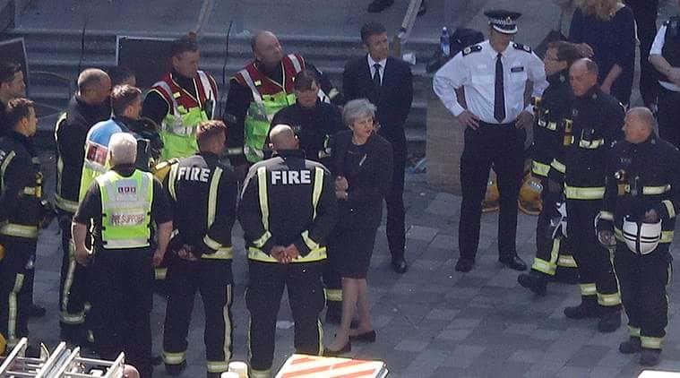london, london fire, london building fire, theresa may, uk election, latest news, latest world news